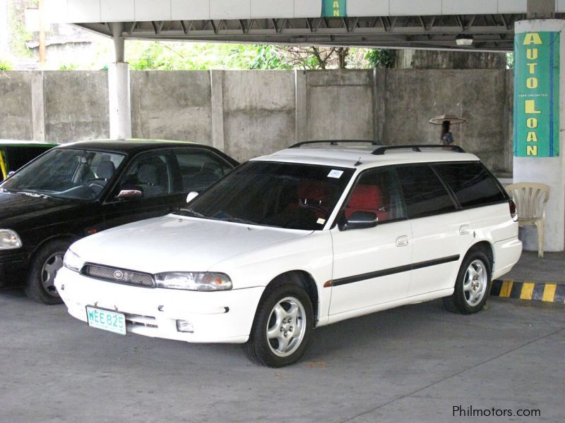 Used Subaru Legacy GL for sale in Quezon City