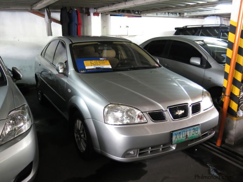 Used Chevrolet Optra for sale in Makati City