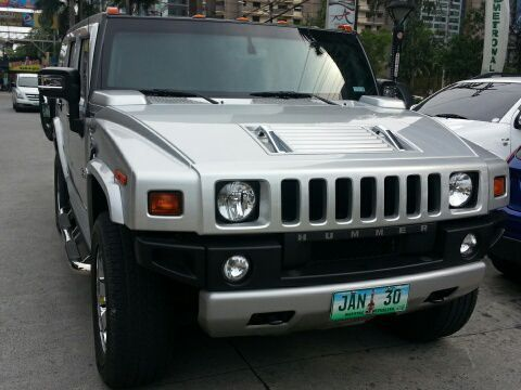 New Hummer H2 for sale in Pasig City