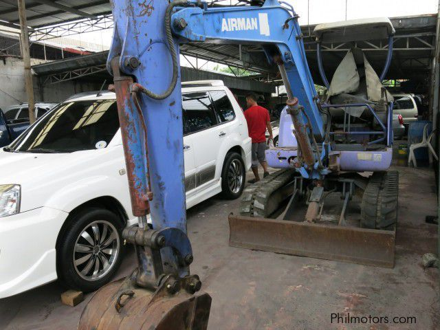 Used Airman Excavator for sale in Quezon City