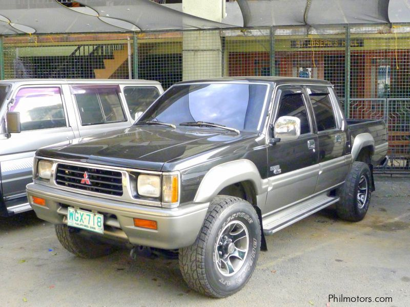 Used Mitsubishi L200 for sale in Quezon City