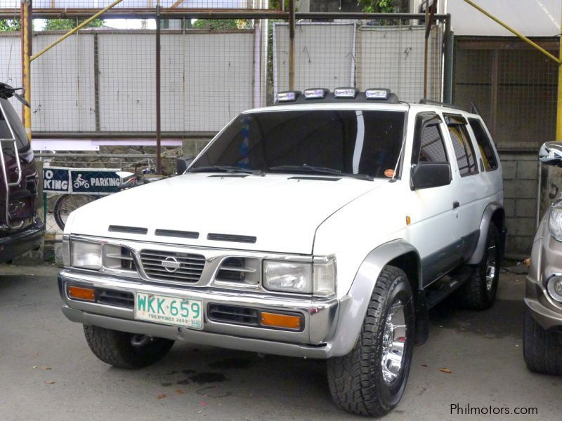 Used Nissan Terrano for sale in Quezon City