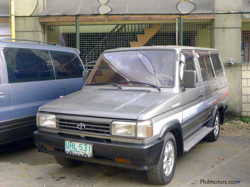 Used Toyota Revo FX for sale in Quezon City