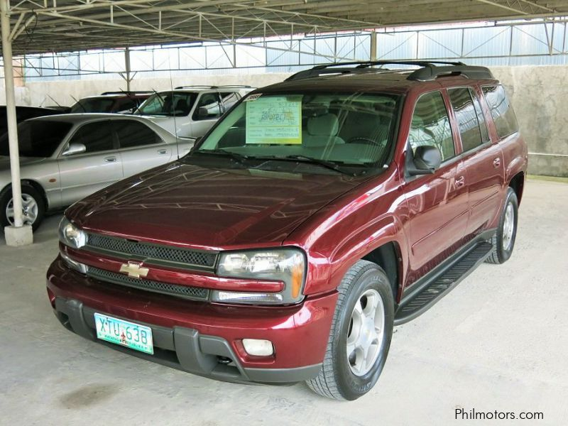 Pre-owned Chevrolet Trailblazer for sale in Muntinlupa City