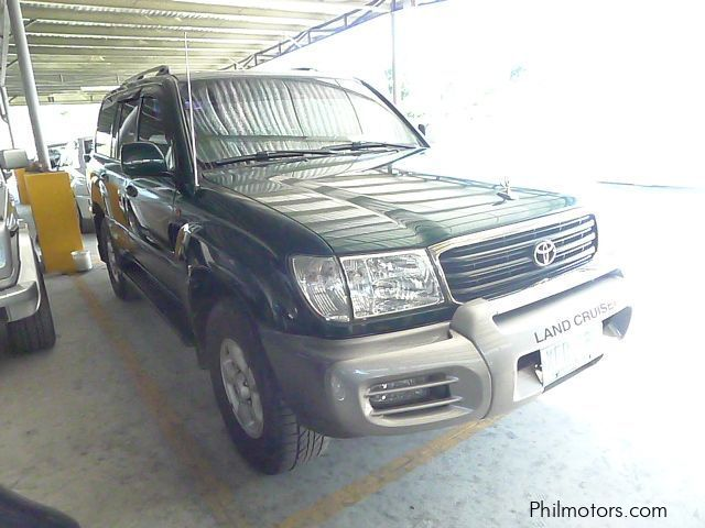 Used Toyota Land Cruiser for sale in Muntinlupa City
