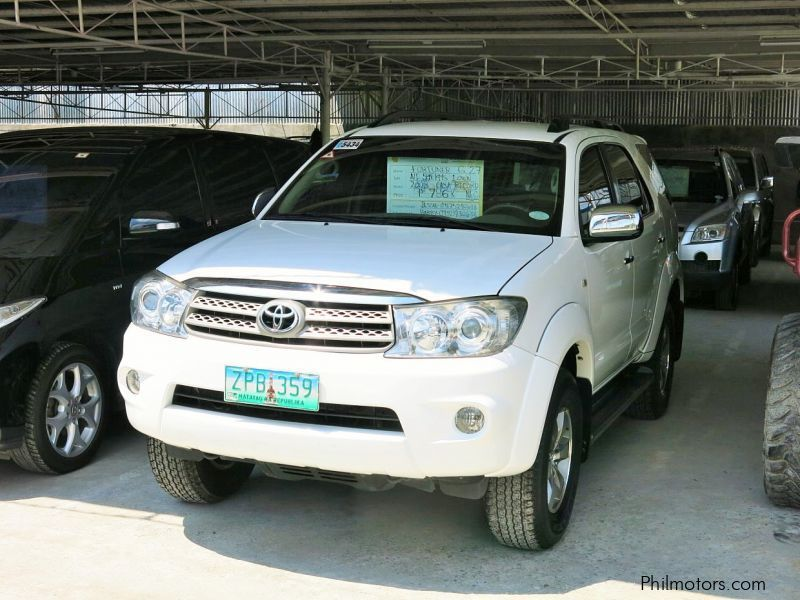 Pre-owned Toyota Fortuner for sale in Muntinlupa City