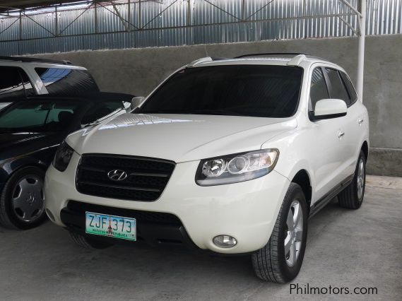 Pre-owned Hyundai Santa Fe for sale in Muntinlupa City