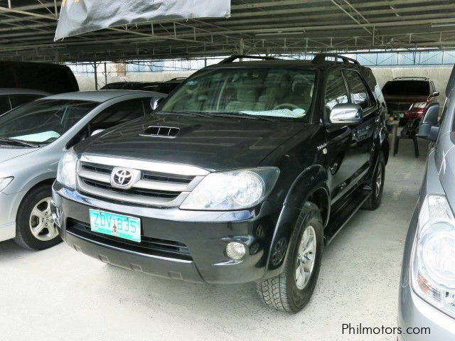 Used Toyota Fortuner for sale in Muntinlupa City