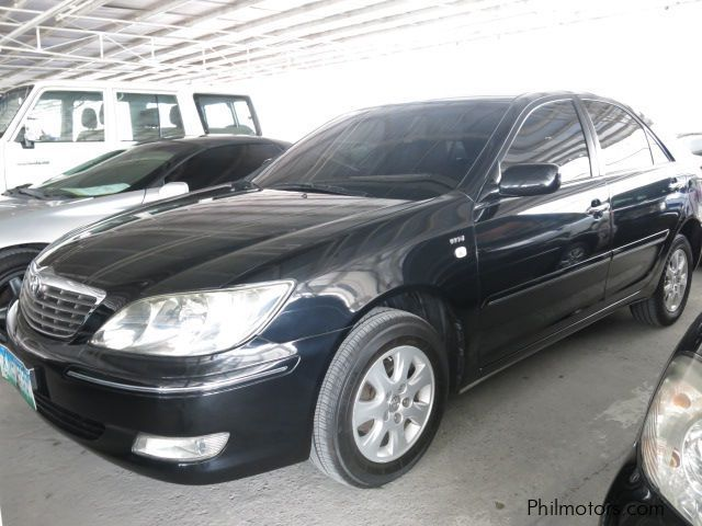 Used Toyota Camry for sale in Muntinlupa City
