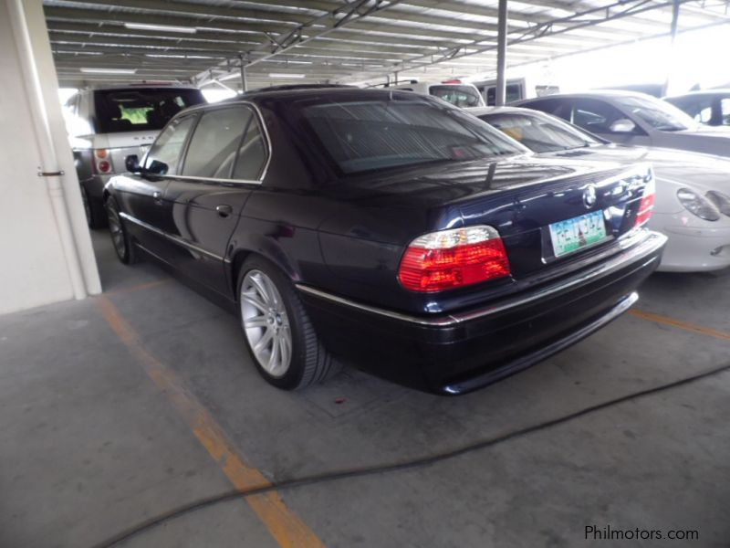 Used BMW 740 IL for sale