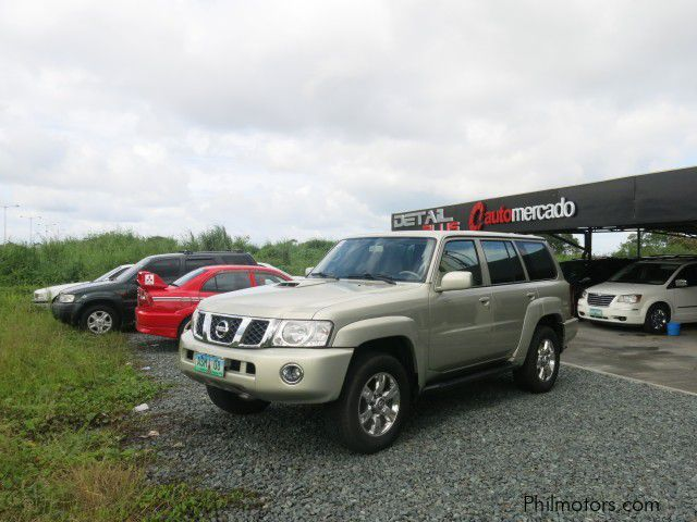 Used Nissan Patrol for sale in Muntinlupa City