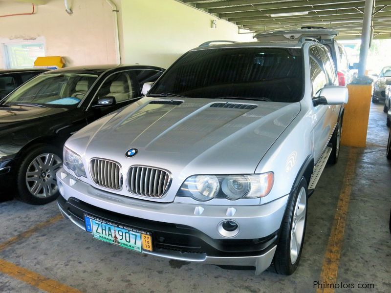 Used BMW X5 for sale in Muntinlupa City