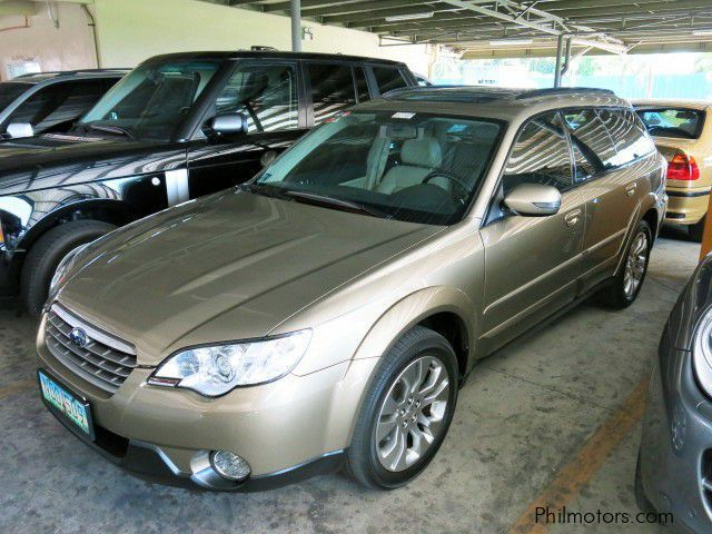 Pre-owned Subaru Outback for sale in Muntinlupa City