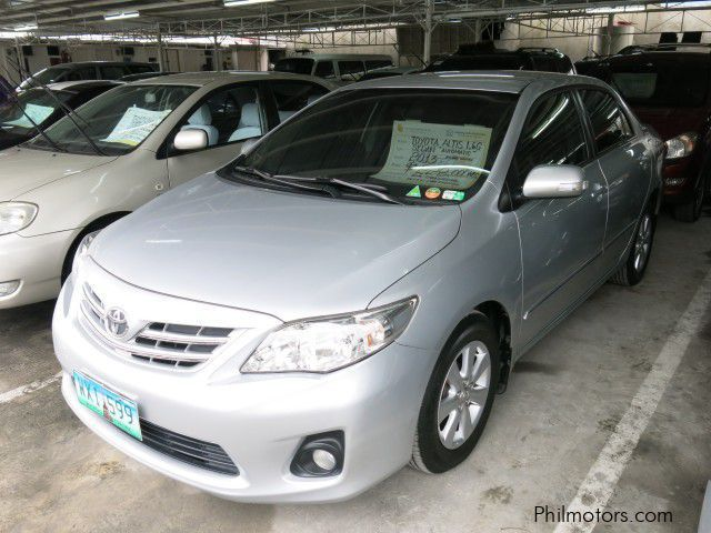 Used Toyota Altis for sale in Muntinlupa City