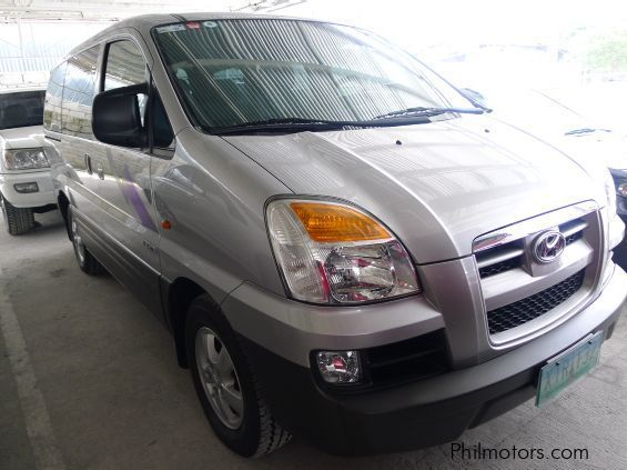 Used Hyundai Starex for sale in Muntinlupa City