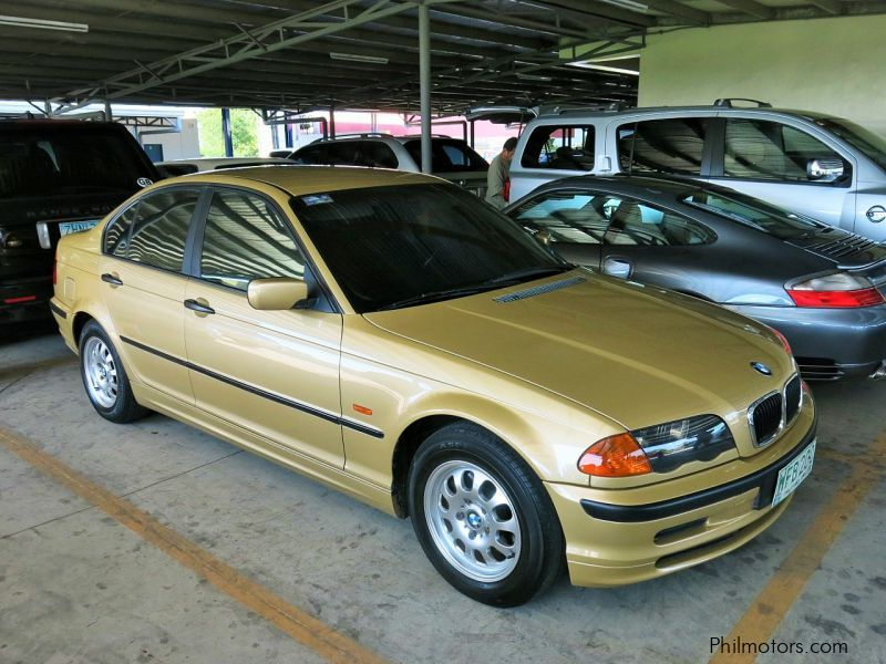 Used BMW 318 i for sale in Muntinlupa City