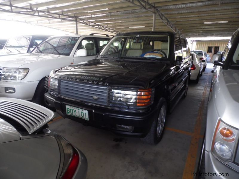 Used Land Rover Range Rover for sale in Muntinlupa City