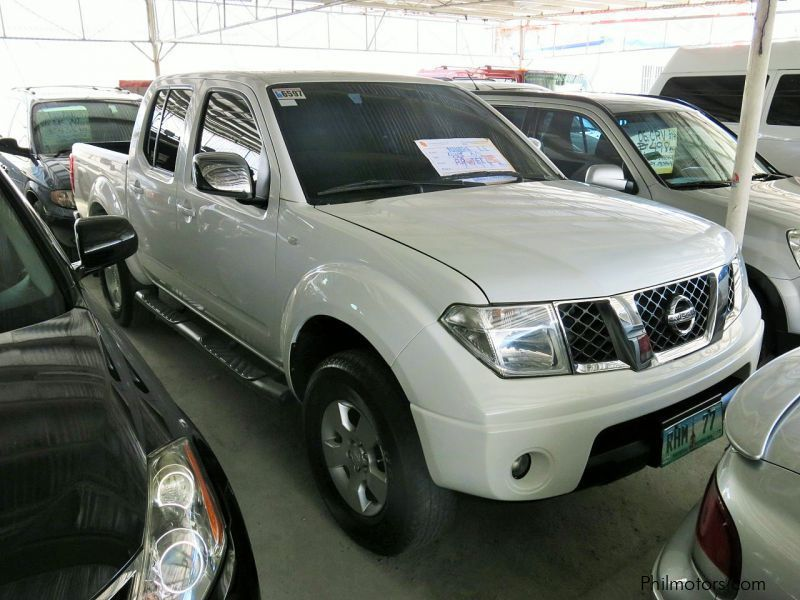 Used Nissan Navarra LE for sale in Muntinlupa City