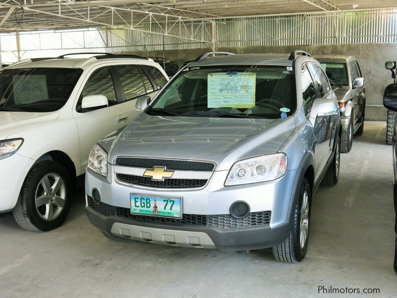 Pre-owned Chevrolet Captiva for sale in Muntinlupa City