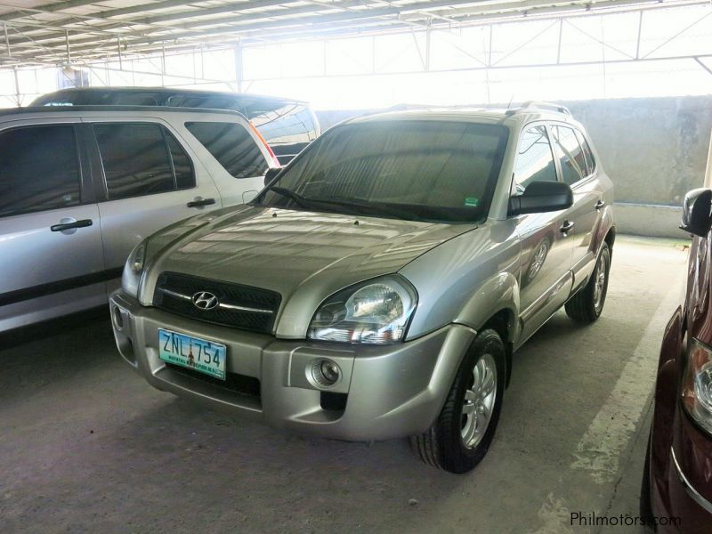 Pre-owned Hyundai Tucson for sale in Muntinlupa City