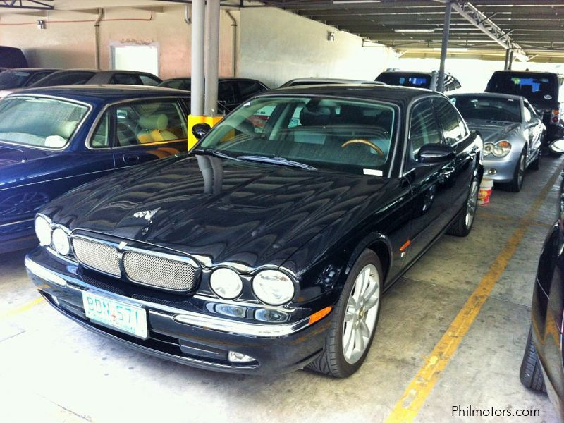 Used Jaguar XJR Supercharged for sale in Muntinlupa City