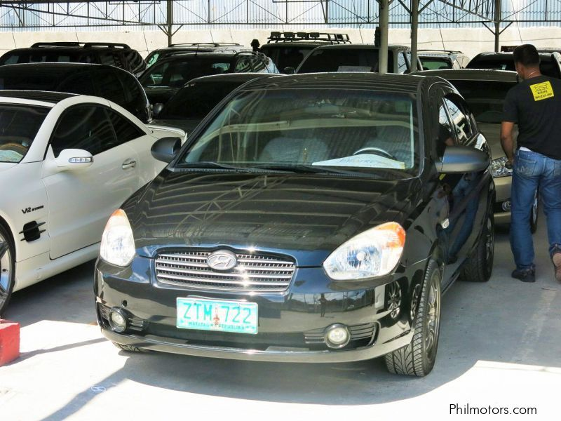 Used Hyundai Accent for sale in Muntinlupa City