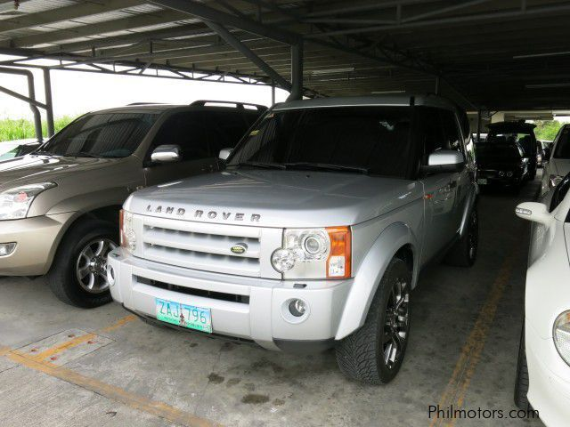 Pre-owned Land Rover 3 for sale in Muntinlupa City