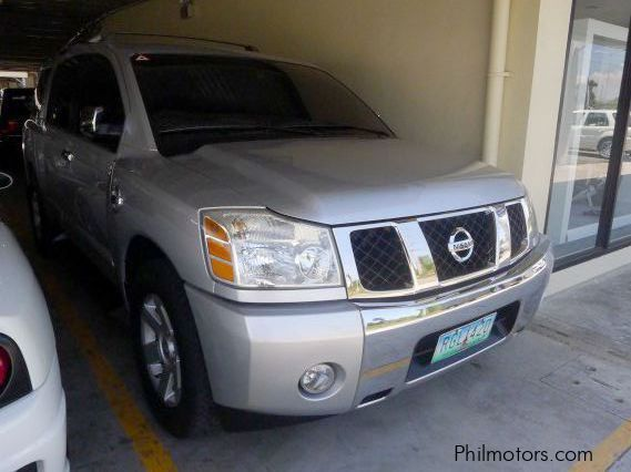 Pre-owned Nissan Armada for sale in Muntinlupa City