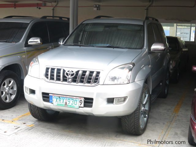 Pre-owned Toyota Prado for sale in Muntinlupa City