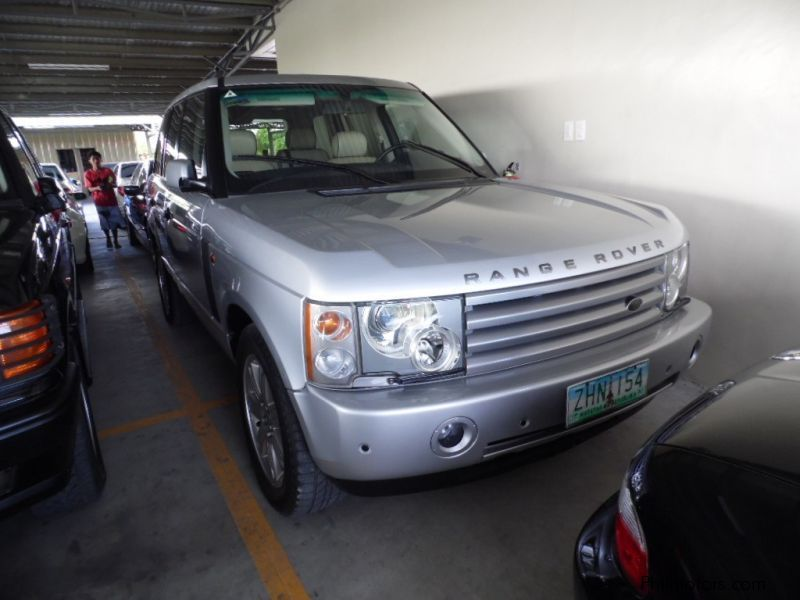 Pre-owned Land Rover Range Rover for sale in Muntinlupa City