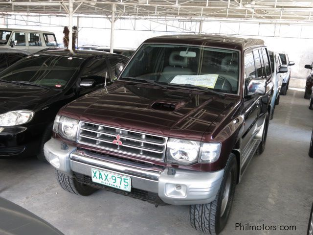 Pre-owned Mitsubishi Pajero Fieldmaster for sale in Muntinlupa City