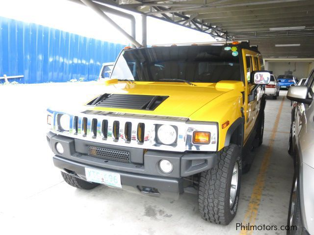 Pre-owned Hummer H2 for sale in Muntinlupa City