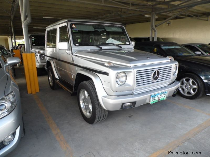 Pre-owned Mercedes-Benz G320 for sale in Muntinlupa City
