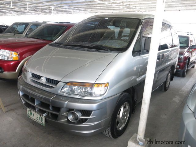 Used Mitsubishi Space Gear for sale in Muntinlupa City