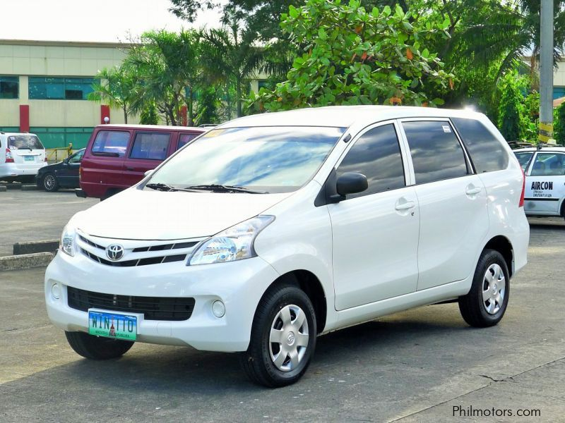 Used Toyota Avanza for sale in Marikina City