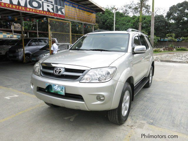 Used Toyota Fortuner for sale in Marikina City