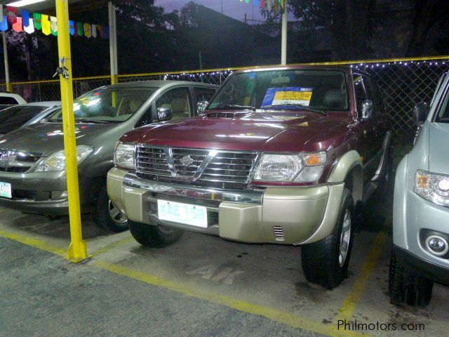 Used Nissan Patrol for sale in Marikina City