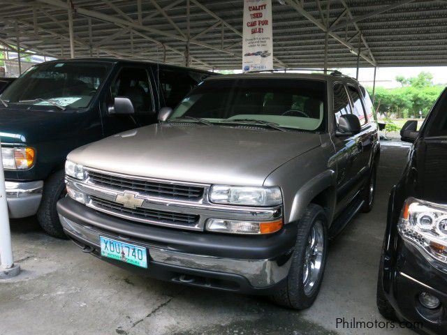Used Chevrolet Tahoe for sale in Pasig City