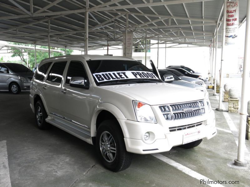 Used Isuzu Alterra Bullet Proof for sale in Pasig City