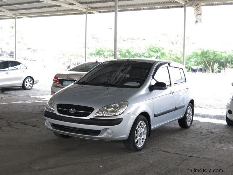 Used Hyundai Getz for sale in Pasig City