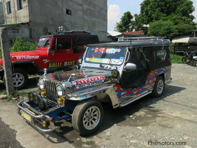 Used Toyota Jeep Owner Type for sale in Cavite