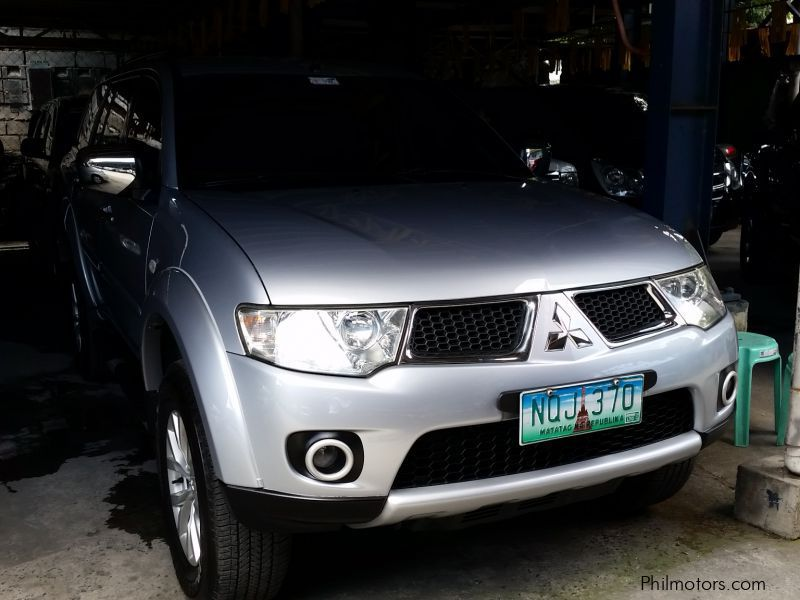 Used Mitsubishi Montero Sport for sale in Pasay City