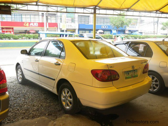 Used Toyota Corolla Altis J for sale in Paranaque City