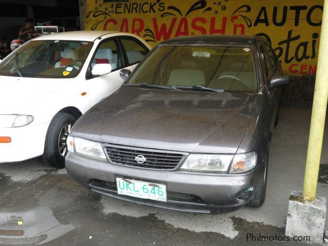 Used Nissan Sentra Saloon for sale in Paranaque City
