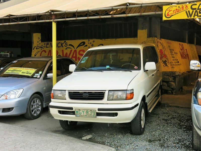 Used Toyota Revo Tamaraw FX for sale in Paranaque City