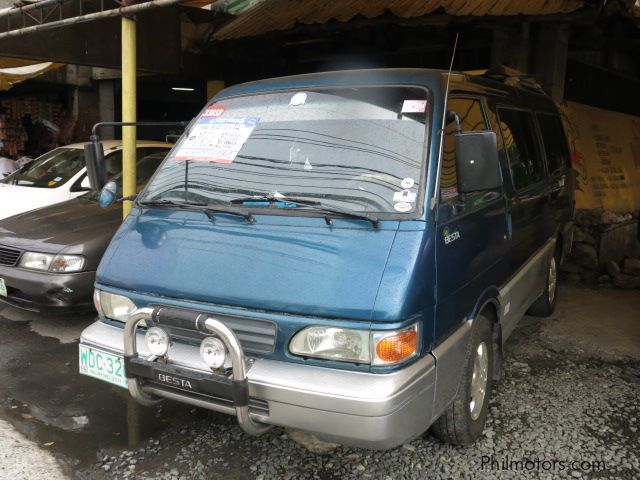 Used Kia Besta for sale in Paranaque City
