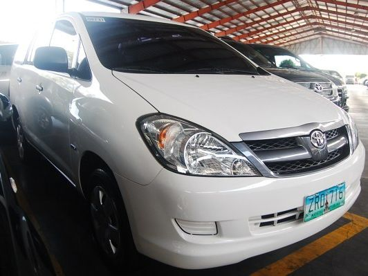 Used Toyota Innova J in Philippines