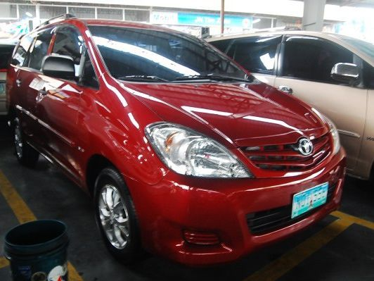 Used Toyota Innova E in Philippines