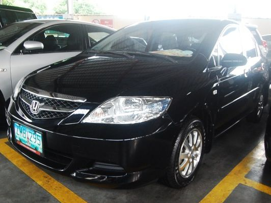 Used Honda City E in Philippines