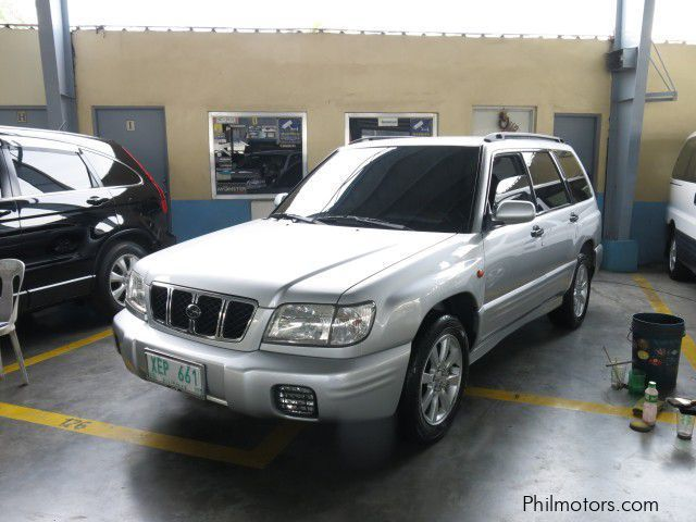 Used Subaru Forester for sale in Pasig City